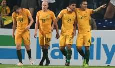 مدرب أستراليا يكشف عن الصورة الأولية لفريقه في كأس العالم