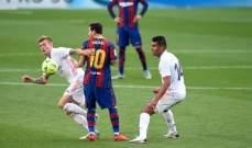 جولة على موقعي ريال مدريد وبرشلونة بعد الكلاسيكو