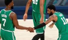 NBA: بوسطن على بعد خطوة من نصف نهائي المجموعة الشرقية
