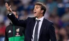 لوبيتيغي: قدمنا مباراة رائعة امام روما واستحقينا النقاط الثلاث