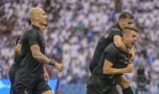 الدوري السعودي : النصر يهزم الهلال ويسلب منه الصدارة