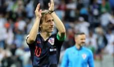 مدرب كرواتيا : اتمنى فوز مودريتش بالكرة الذهبية