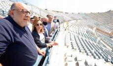 خاص- الشيخة: المدينة الرياضية تعرضت للسرقة وأستبعد استضافتها لمباريات المنتخب