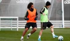 مودريتش يعود الى تدريبات ريال مدريد