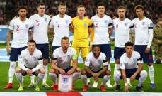 إحتفال مميز لإنكلترا بالمباراة الـ 1000