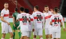 الدوري الالماني: فوز ثمين لشتوتغارت على الضيف أوغسبورغ