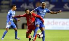 كأس الخليج العربي: شباب الاهلي يتجاوز النصر بثنائية