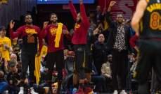 NBA PLAYOFFS: كليفلاند الى النهائي الشرقي وبوسطن يسقط امام فيلادلفيا