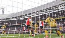 الدوري الهولندي : فيينورد يعود لسكّة الإنتصارات وفوز ثاني لألكمار