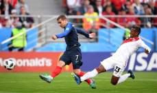 ابرز الاحصاءات بعد فوز فرنسا امام البيرو