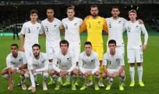 نيوزيلندا تنسحب من مواجهة إنكلترا