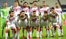 المنتخب البحريني يعود للتدريبات استعدادا لودية لبنان