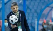 مدرب الهلال يعلق على اول خسارة للفريق في الموسم الحالي