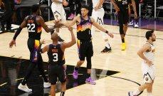 NBA: فوز ثاني للصانز يقربهم من نهائي المنطقة الغربية