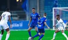 مرحلة الذهاب في الدوري السعودي : منافسة ثلاثية على اللقب