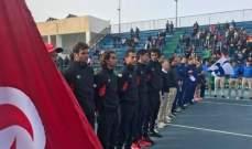 كأس ديفيز للتنس ( الزوجي ) : فنلندا تتخطى تونس