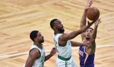 NBA: باكس ينهي سلسلة هزائمه بالفوز على فيلادلفيا