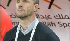 صحيفة : الأهلي السعودي يقيل المدرب الاوكراني ريبروف