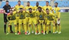 العهد يحقّق لقب بطولة لبنان لكرة القدم للمرة السادسة في تاريخه