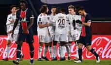 بوردو يفرض التعادل على باريس سان جيرمان