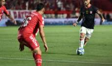 ارجنتينوس يخطف صدارة الدوري الارجنتيني من بوكا جونيورز