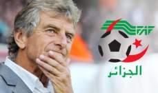 صحيفة : الفرنسي غوركوف مرشح للعودة لقيادة منتخب الجزائر
