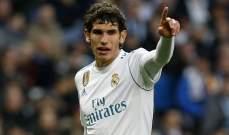 مستقبل غامض لـ فاييخو مع ريال مدريد