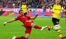 رويس: لعبنا بشكل كارثي امام بايرن ميونيخ