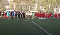 خاص: زريق وحرب يتحدثان عن تطور لعبة كرة القدم المصغرة في لبنان