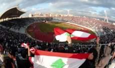 خاص: اداريون ولاعبو كرة القدم يعايدون اللبنانيين عبر السبورت