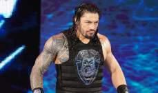 رومان راينز يوقع عقد طويل الامد مع WWE