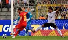 موجز الصباح: بلجيكا تفوز على مصر، رونالدو يكشف عن خليفته والواريرز يقتربون من حسم اللقب