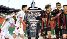 تأهل الوداد والجيش الملكي الى نصف نهائي كأس العرش المغربي