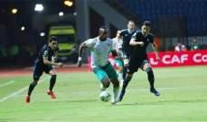 بيراميدز يغلب المصري وتعادل رينجرز مع نواذيبو