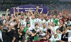 الأندية العربية تهنئ محترفيها الجزائريين على التتويج بأمم إفريقيا