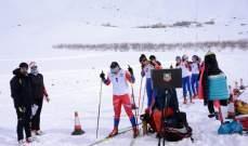 بطولة الدول الصغرى في تزلج العمق 3 ميداليات للبنان في اليوم الثاني