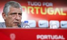 مدرب البرتغال : من الظلم عدم حصول رونالدو على الكرة الذهبية