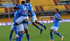 ترتيب الدوري الايطالي بعد انتهاء مباريات الاحد