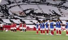 بطولة اليابان: إرجاء أول مباراة منذ الاستئناف بسبب اصابة لاعبين بـ