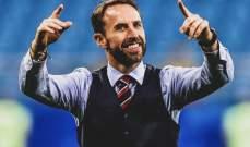 ساوثغيت : فخور بأداء فريقي امام كرواتيا