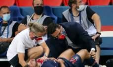 صدمة قوية لـ باريس سان جيرمان بشأن اصابة بيرنات