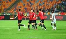 الأولمبي المصري يقلب الطاولة على الضيف الغاني في أمام أفريقيا تحت 23 عاماً