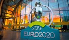 يورو 2020 في خطر والسبب فيروس كورونا
