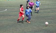 اكتمال عقد المربّع الذهبي في دوري شابات لكرة القدم اللبنانية
