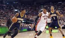 NBA: تورنتو يستعيد الصدارة وفينيكس يقبع في المركز الاخير غربياً