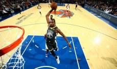 كيفن دورانت يُذهل متابعي كرة السلة الاميركية