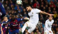 خاص: تكتيك زيدان في الشوط الثاني منحه التفوق على برشلونة ومدربهم سيتيين