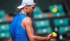 نادال يحافظ على صدارة التصنيف العالمي للاعبي كرة المضرب المحترفين