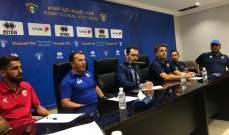 مدرب الكويت : سعيد بالفوز على لبنان والان التركيز على استراليا