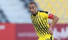 غالفيز : اتمنى اللعب في نادي قطر لعدة مواسم مقبلة